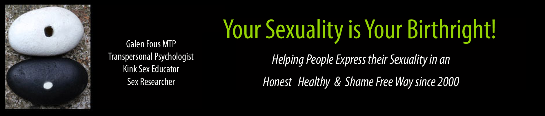 Sex Positive Therapy, Education and Coaching Retina Logo