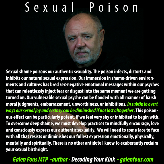 sexual poisin